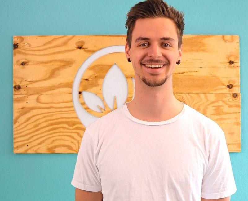 Oceanmata-Gründer Dominik Karl