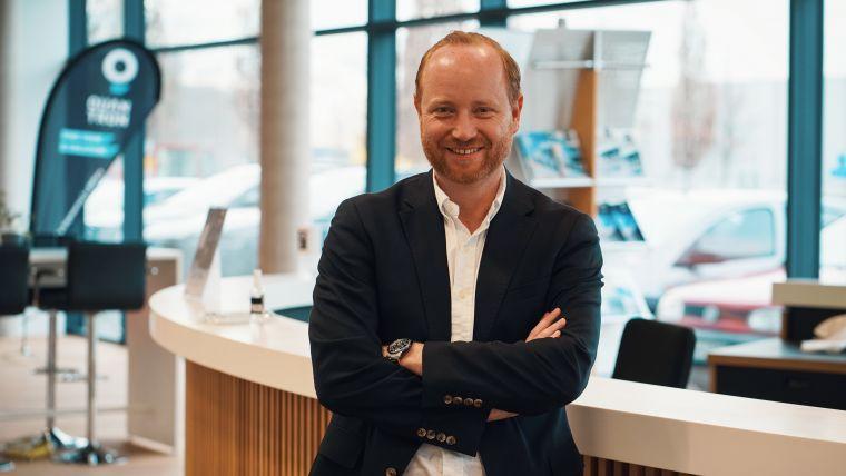 Andreas Haller, Gründer und Vorstand Quantron AG