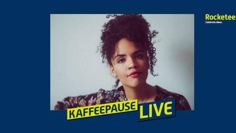 Kaffeepause LIVE mit Ciani-Sophia Hoeder