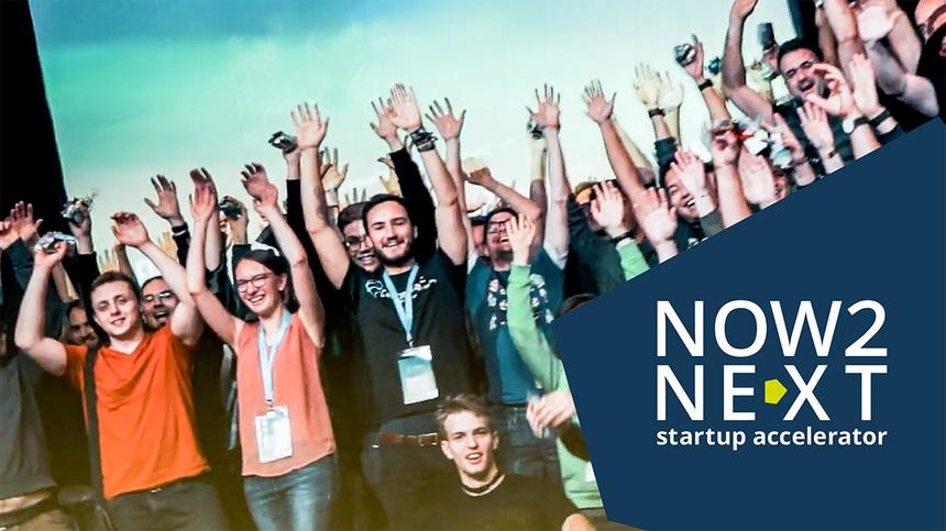 Nowtonext Accelerator Demo Day