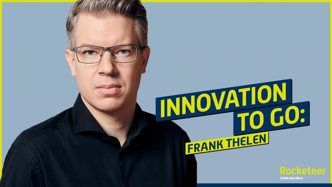 Frank Thelen bei Innovation To Go