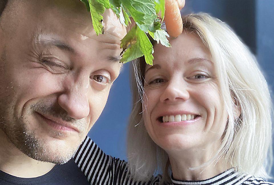 Britta und Erik, die Gründer von Fastenrebell