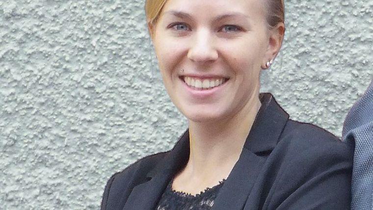 Sandra Probst, Gründerin von Sportfrauen